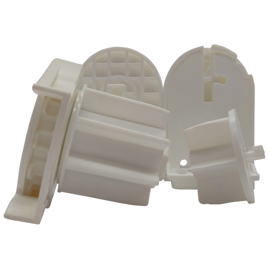 38 lik Jumbo Beyaz Zincir Mekanizma ve Plastik Mandal Ayaklı Takım SPY256