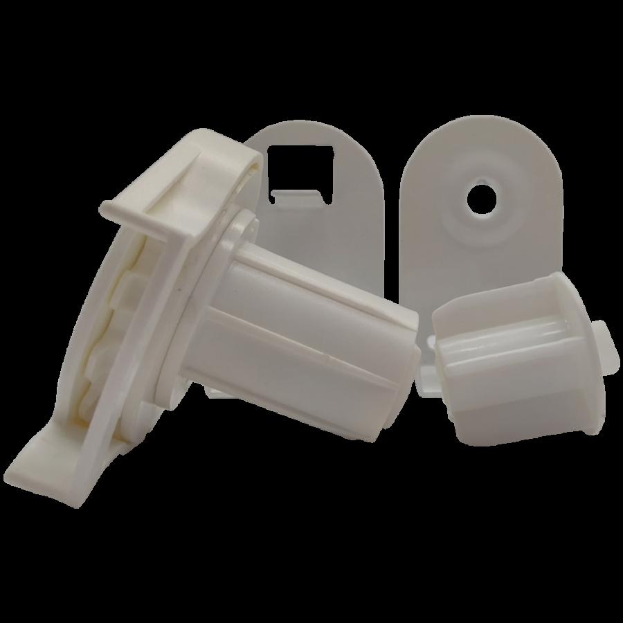 32 lik Jumbo Beyaz Zincir Mekanizma ve Metal Ayaklı Takım SPY264