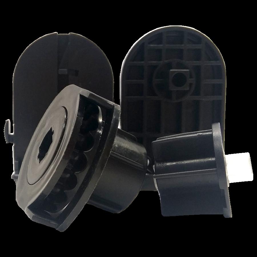 32 lik Siyah Zincir Mekanizma ve Plastik Mandallı Ayaklı Takım SPY269