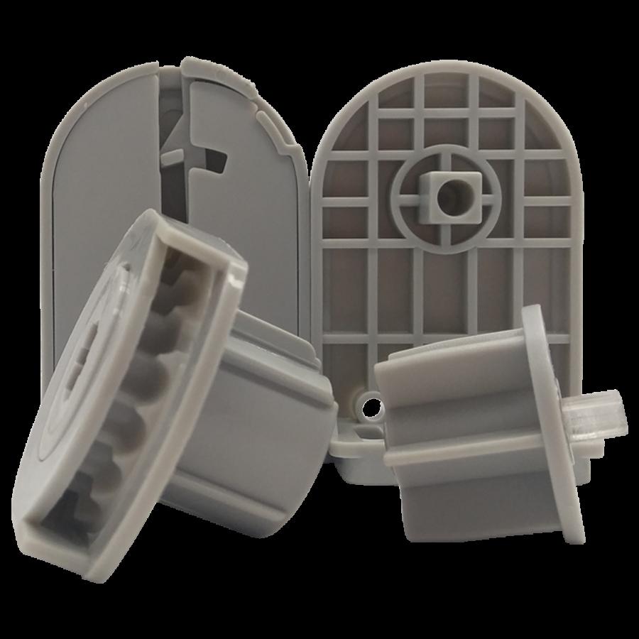 32 lik Gri Zincir Mekanizma ve Plastik Mandallı Ayaklı Takım SPY270