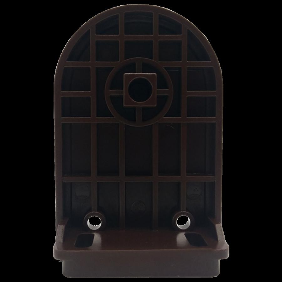 Geniş Kasa Kare Tıpalı Kahverengi Ayak SPY317