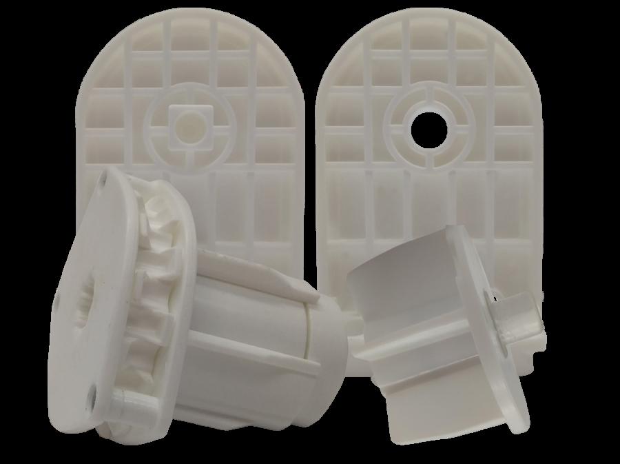 38 lik Redüktörlü Beyaz Zincir Mekanizmalı ve Plastik Ayaklı Takım SPY362