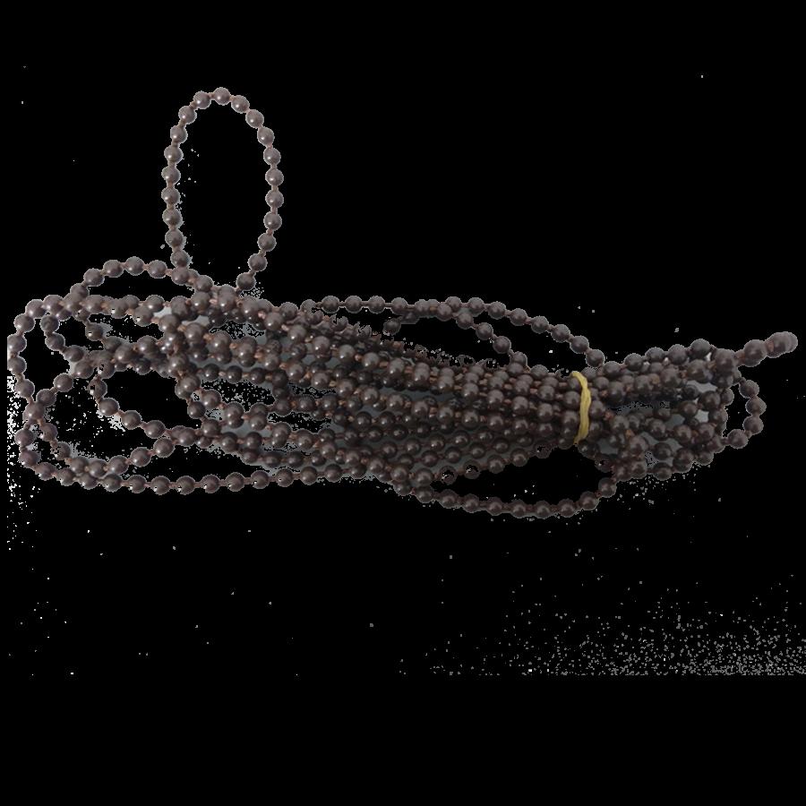 Plastik Kahverengi  Sonsuz Zincir 150 cm