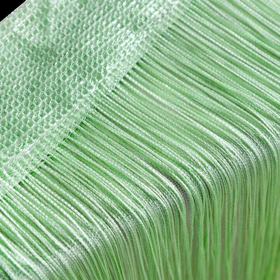 Yeşil İp Perde