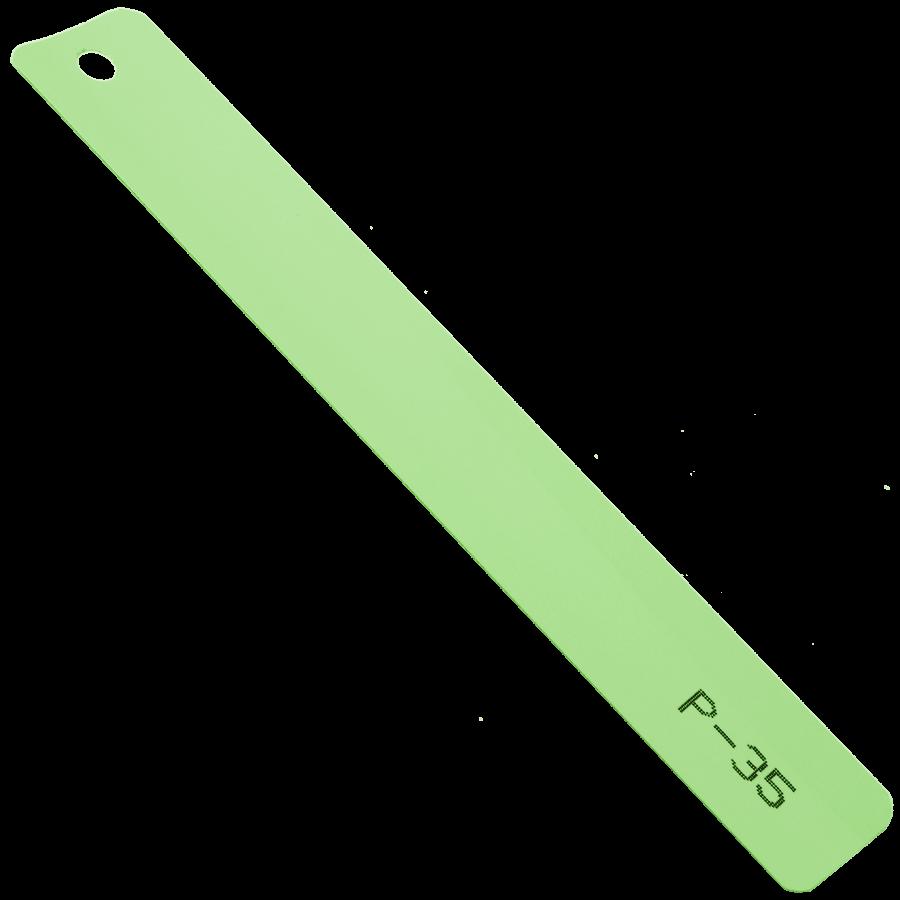 Zümrüt Yeşili Düz Alüminyum Jalüzi