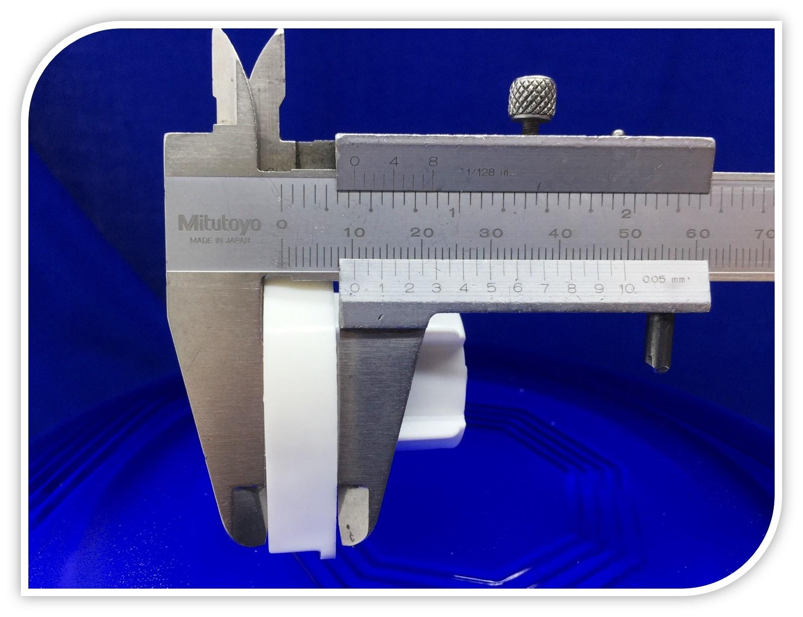 32 lik Stor Mekanizması Delikli Beyaz